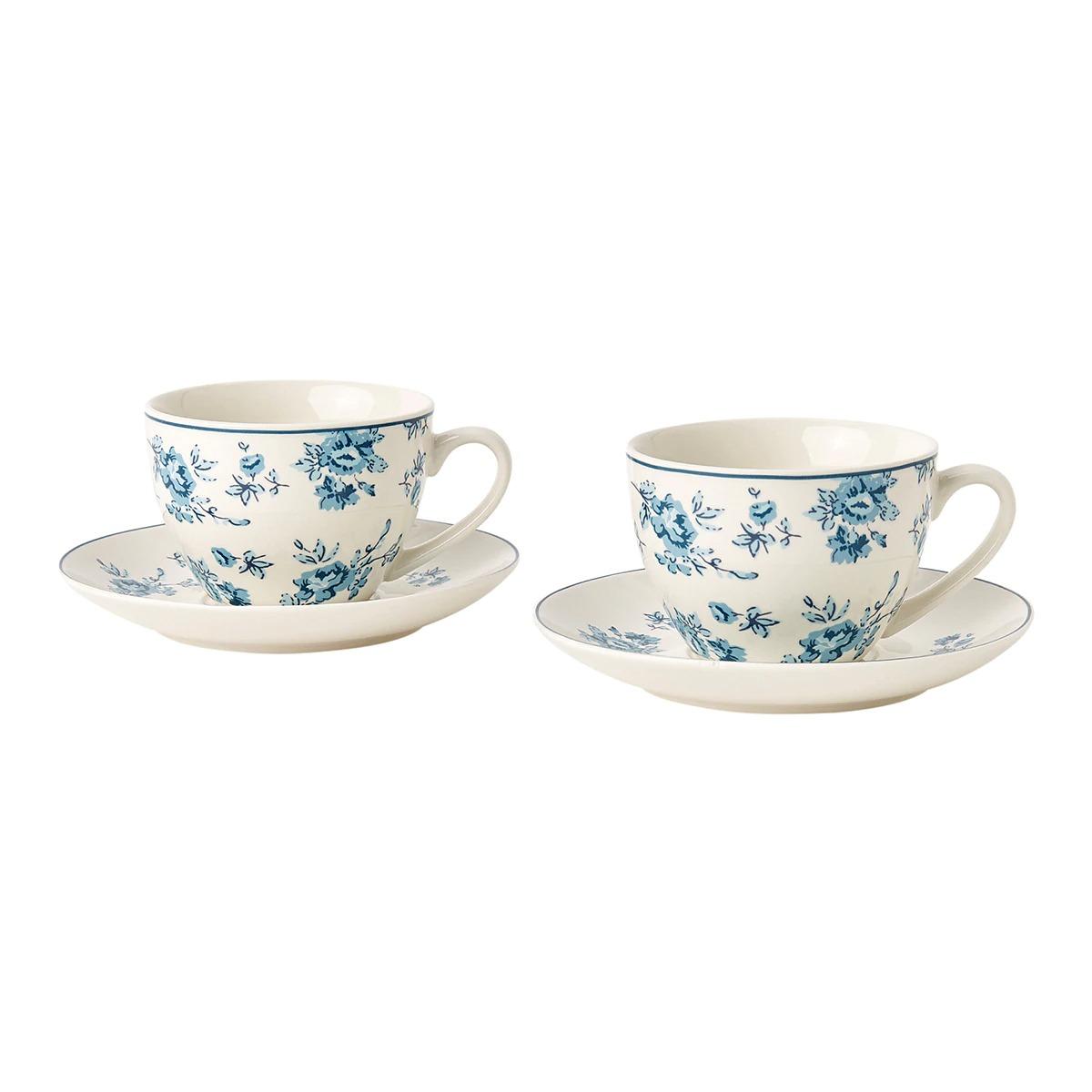 Set de 2 tazas de té Noelia El Corte Inglés