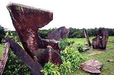 Descubierto un Stonehenge tropical en Brasil