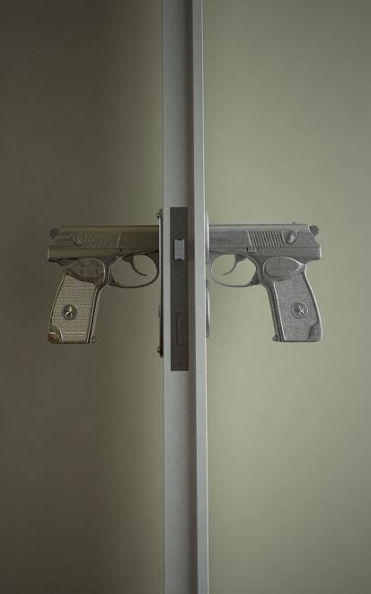 manillas pistolas