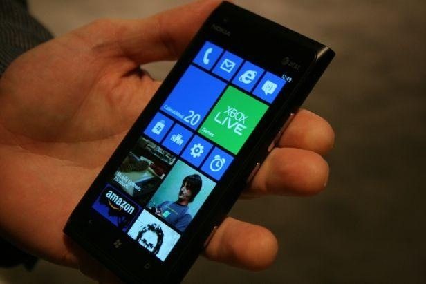 Nokia Lumia Windows Phone 7.8