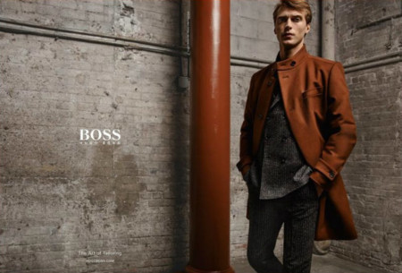 Boss Hugo Boss 2016 Fall Winter Mens Campaign 004