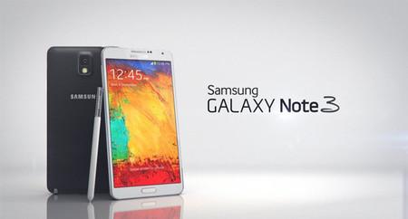 Rumor: Samsung podría presentar un Galaxy Note 3 de bajo costo