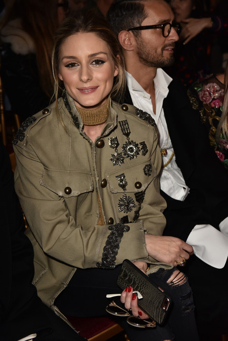 Olivia Palermo Fay Fancy Safary Jacket