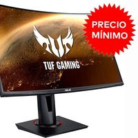¿Buscas monitor gaming curvo? Ahora en Amazon, por 295,99 euros tienes a un nuevo precio mínimo el ASUS TUF Gaming VG27WQ
