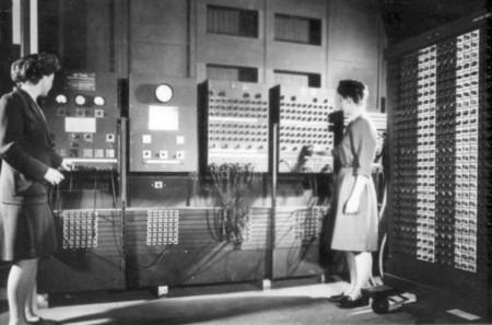Operadoras ENIAC