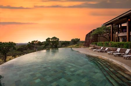 Melia Serengeti Lodge Tanzania Las Mejores Piscinas Infinitas Del Mundo