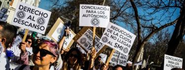 Convocado paro nacional histórico de todos los sectores autónomos, el 24 de febrero