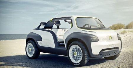 Un derivado del Citroën Lacoste Concept a la venta para 2013