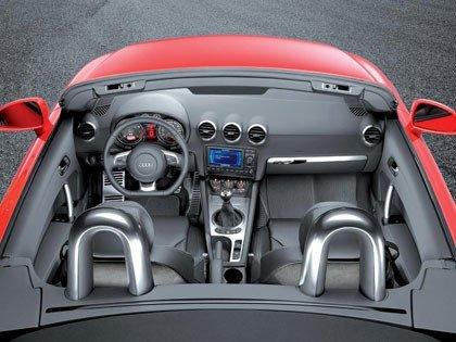 Audi TT Roadster, precio en España