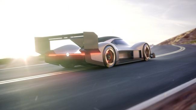 Así será el I.D. R Pikes Peak, el coche eléctrico de Volkswagen que buscará la gloria en Colorado