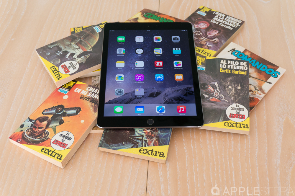 Foto de Este es el iPad Air 2 (45/48)