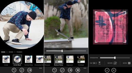 Photoshop Express se actualiza en Windows Phone, incluyendo filtros premium gratis por tiempo limitado