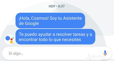 Probamos Google Assistant en español: lo que puedes hacer y lo que no con una versión todavía muy limitada