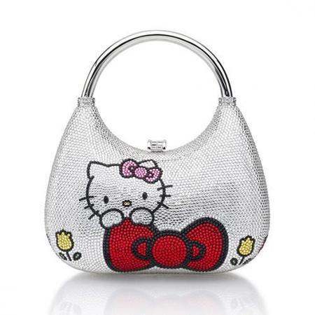Colección Hello Kitty de Judith Leiber, celebrando su 35º aniversario