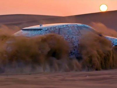 Arena, tierra o nieve. El Lamborghini Urus se enfrenta a los elementos con ¡seis modos de conducción!