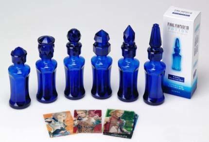 Pociones de Final Fantasy XII