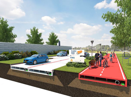 Volkerwessels Dutch Plastic Road1