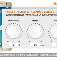 Simyo estrena el pago a plazos de móviles a medida: pago inicial y meses a elección del cliente