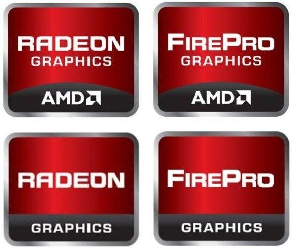 AMD ATi logos