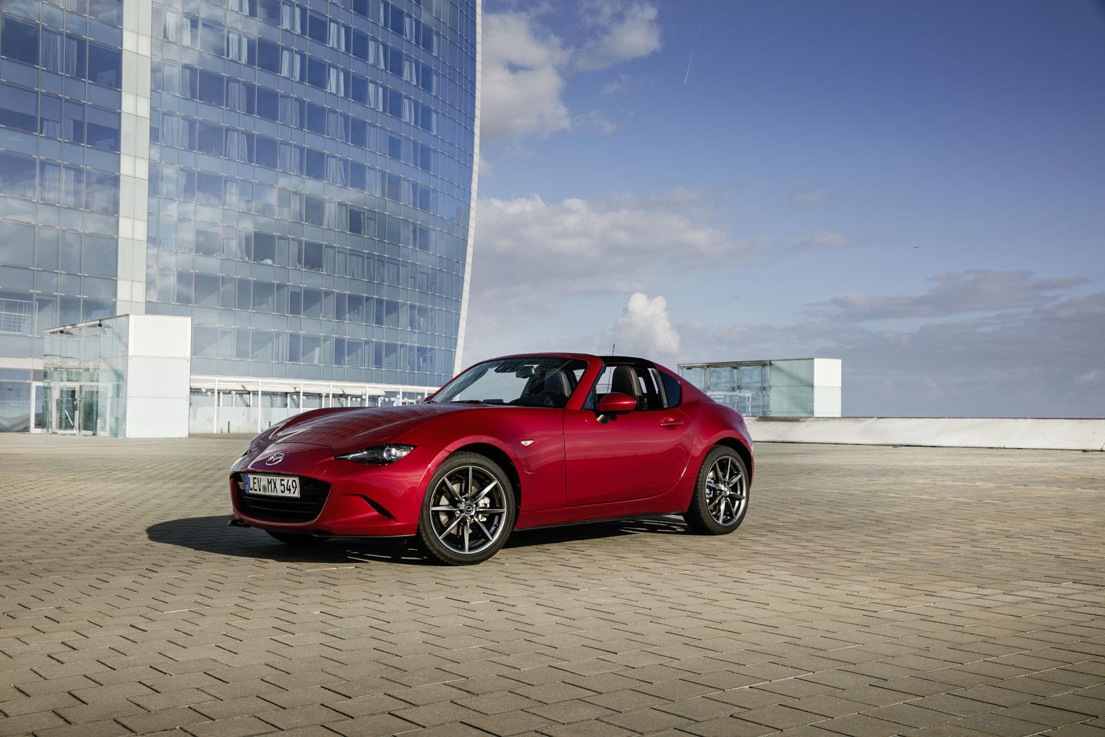 Foto de Mazda MX-5 RF (toma de contacto) (9/31)
