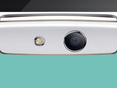 Un smartphone que se dobla para hacer mejores selfies, la última idea de Oppo