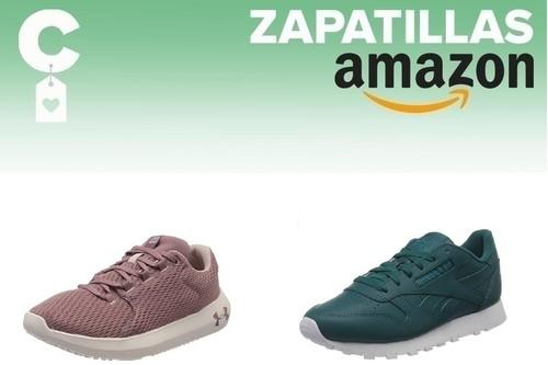 Chollos en tallas sueltas de zapatillas New Balance, Adidas, Puma o Nike en Amazon