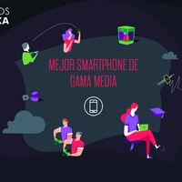 Mejor smartphone de gama media: vota en los Premios Xataka