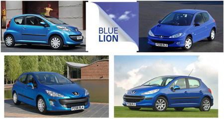 Peugeot Blue Lion, la marca de Peugeot para sus modelos que menos contaminan