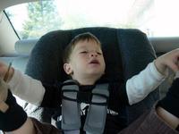 Viajar con niños: en coche y en tren