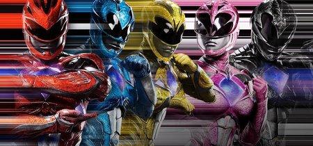 'Power Rangers', la película