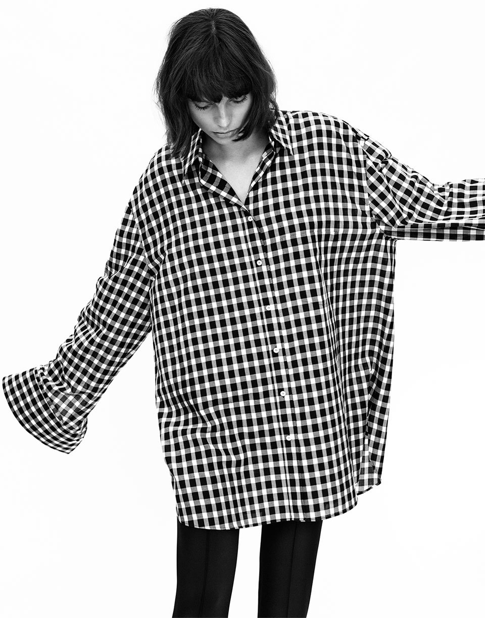 Foto de Zara lookbook Oversize (8/8)