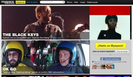 MySpace gana un millón de usuarios en un mes marcando un buen comienzo para su recuperación