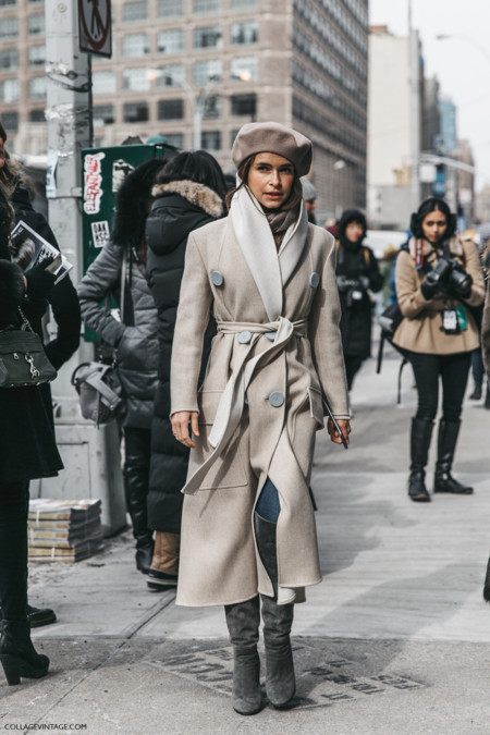 Nyfw New York Fashion Week Fall Winter 17 Street Style Miroslava Duma 2