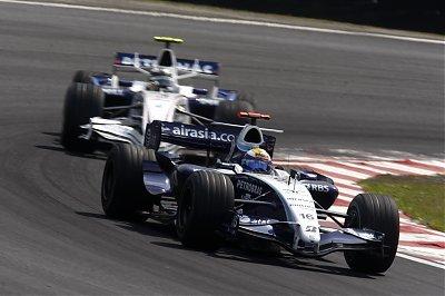 Un genial Nico Rosberg doblegó a los dos BMW