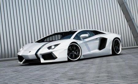 Dolorpasión™: Valet Parking choca un Lamborghini Aventador (video incluido)