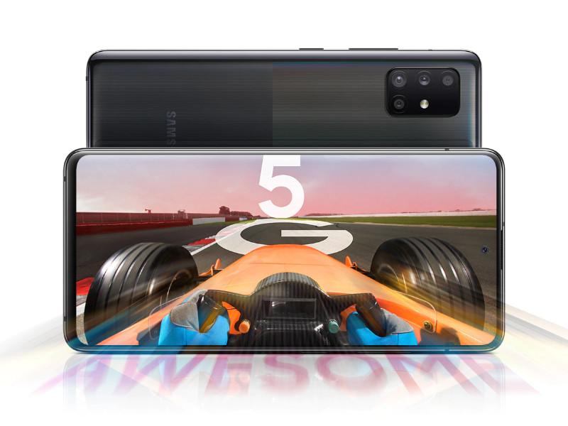 El Samsung Galaxy A51 5G llega a España: precio y disponibilidad oficiales del nuevo gama media 5G coreano