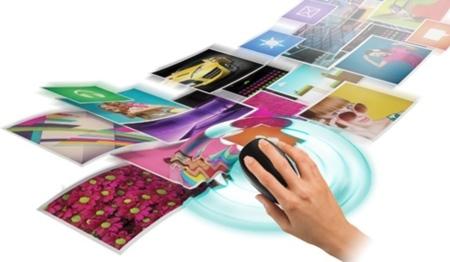 Tres touchpad y tres ratones para sentir Windows 8 en los dedos