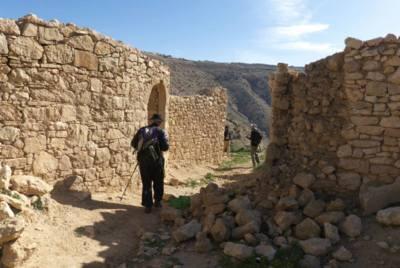 Jordan Trail: La nueva ruta de peregrinación de Jordania