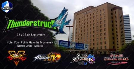 Thunderstruck IV ya cuenta con fecha y sede oficial