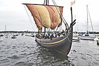 Surcando los mares al estilo vikingo