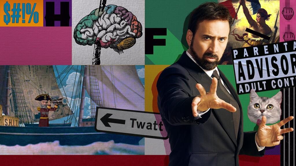 'La historia de las palabrotas': Nicolas Cage nos lo hace pasar en grande con esta divertida docuserie de Netflix