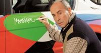 El BMW Art Car español de la mano de César Manrique