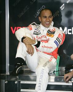 Lewis Hamilton será la nueva imagen de Reebok