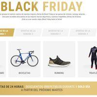 El mes del Black Friday comienza en Wiggle con descuentos de hasta el 60% en ropa y complementos deportivos