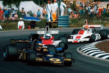 Ronnie Peterson Lotus F1