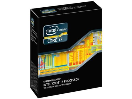 Intel Core i7-3970X se otea en el horizonte