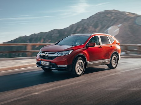 Honda planta cara a Toyota y Hyundai en la batalla por el SUV híbrido definitivo con esta nueva motorización