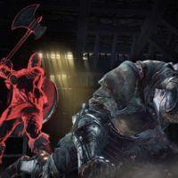 Un jugador usa el hechizo de camaleón en Dark Souls III y no precisamente para ocultarse de los demás