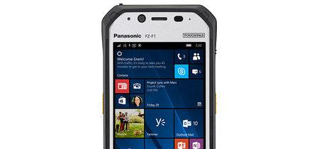 Panasonic Toughpad FZ-F1, el teléfono todoterreno con Windows
