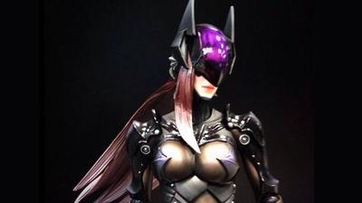 Diseñador de Final Fantasy reinventa la imagen de Catwoman